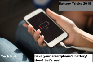 Tips to Save Battery