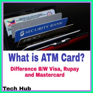 What is ATM Card?